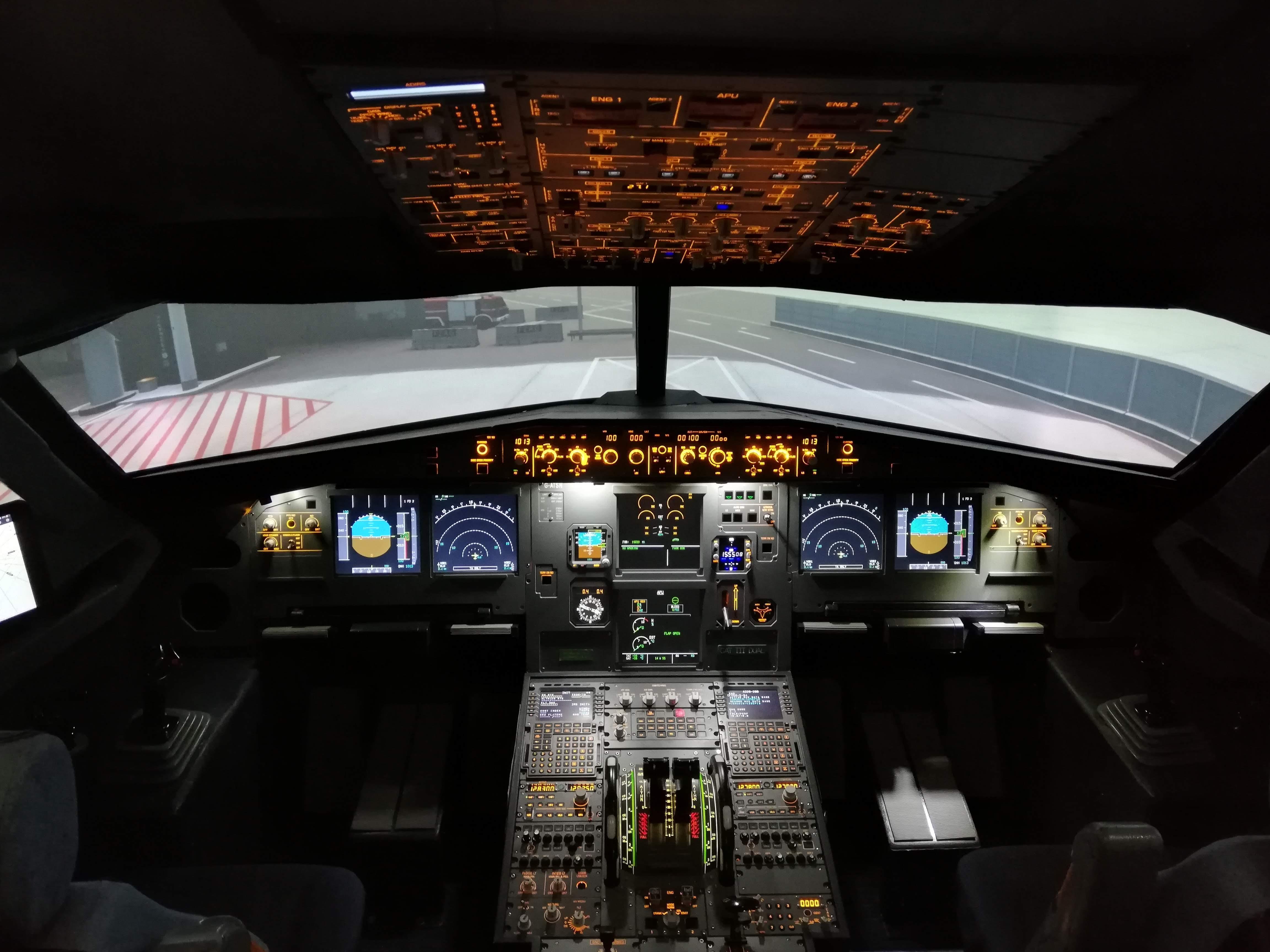 Airbus SimPilot